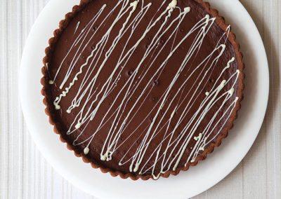 Creative Coup Startup branding package Bero Cookbook Chocolate tart